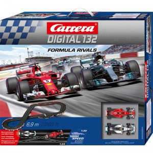 30004 Carrera DIGITAL 132 - Formula Rivals