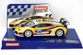 "30766 CARRERA Digital 132 - Lamborghini Huracan GT3 ""No.19"""