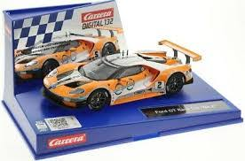 "30786 CARRERA Digital 132 - Ford GT Race Car ""No.02"""