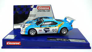 "30830 CARRERA Digital 132 - BMW M1 Procar ""Sauber Racing No.90"" Norising 1980"