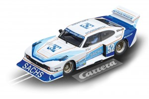 "30831 CARRERA Digital 132 - Ford Capri Zakspeed Turbo ""Sachs Sporting No.52"""