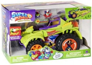 09888 Magicbox Super Zings - Monster Roller Villain