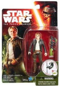 B5666 Star Wars The Force  Awakens - Han Solo